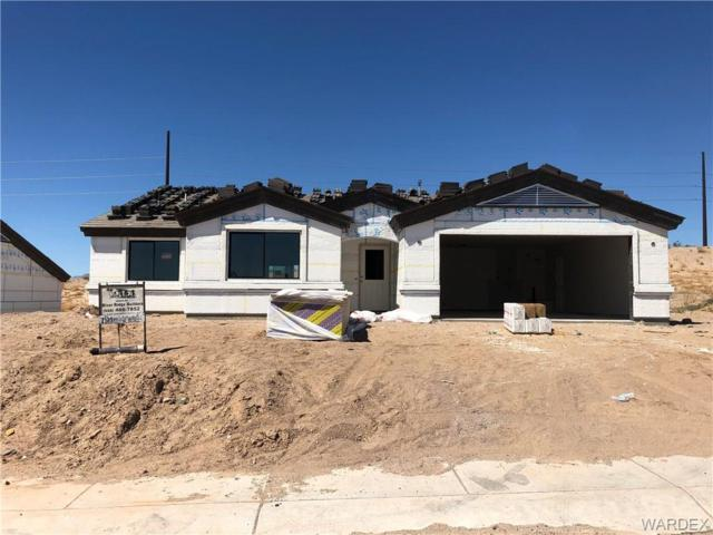 2589 E Halycone, Mohave Valley, AZ 86440 (MLS #957734) :: The Lander Team