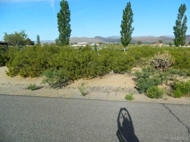 9789 N Vista Drive, Kingman, AZ 86401 (MLS #957745) :: The Lander Team