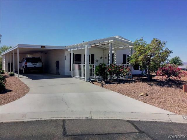 2350 Adobe Rd. No 127, Bullhead, AZ 86442 (MLS #957761) :: The Lander Team