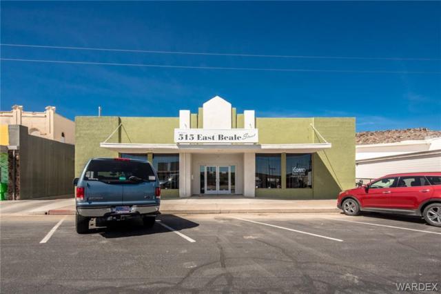 515 E Beale Street, Kingman, AZ 86401 (MLS #957771) :: The Lander Team