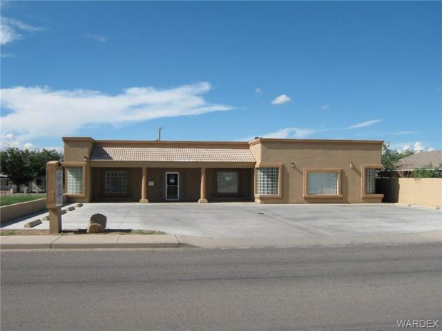 1921 Motor Avenue #7, Kingman, AZ 86401 (MLS #957786) :: The Lander Team