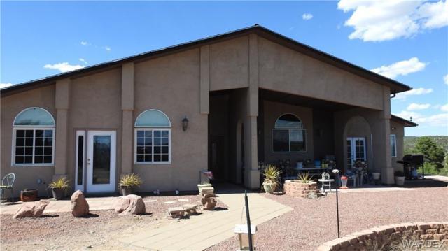 3242 N Willows Ranch Road, Kingman, AZ 86401 (MLS #957807) :: The Lander Team
