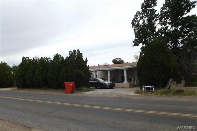 3550 E Thompson Avenue, Kingman, AZ 86409 (MLS #957822) :: The Lander Team