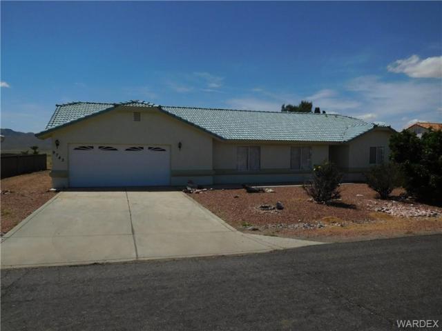 9743 N Saddleback Drive, Kingman, AZ 86401 (MLS #957877) :: The Lander Team