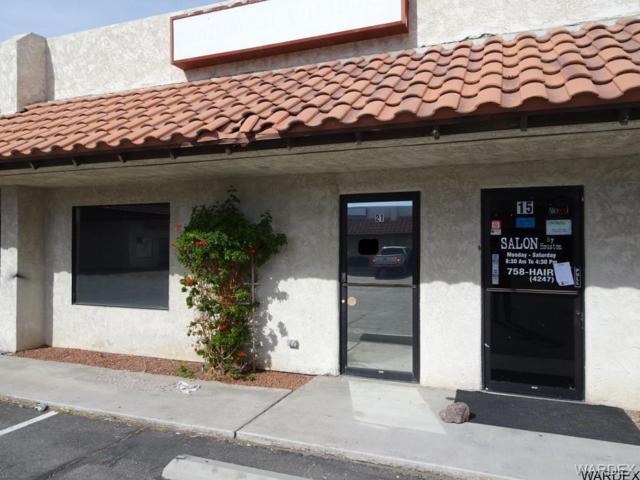 2065 Highway 95 #11, Bullhead, AZ 86442 (MLS #957923) :: The Lander Team