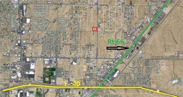 0000 Bank Street, Kingman, AZ 86409 (MLS #957939) :: The Lander Team