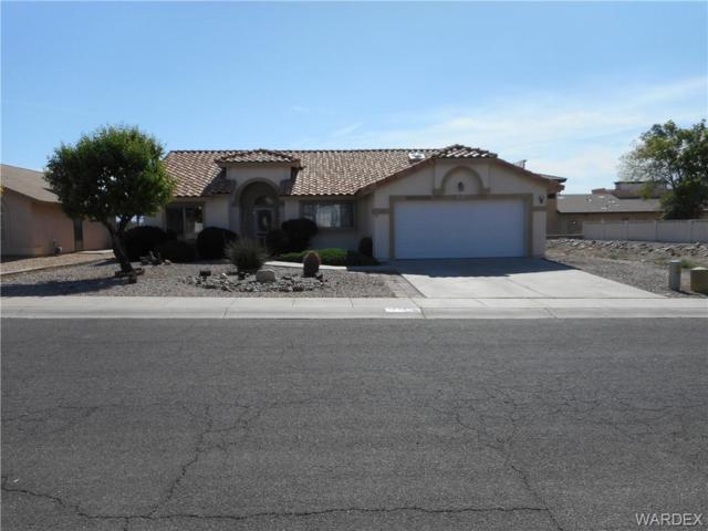 3896 Raymond Avenue, Kingman, AZ 86409 (MLS #958000) :: The Lander Team