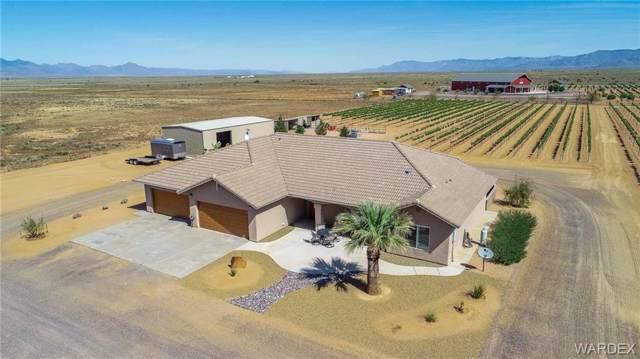 6861 E Brooks Boulevard, Kingman, AZ 86401 (MLS #958091) :: The Lander Team