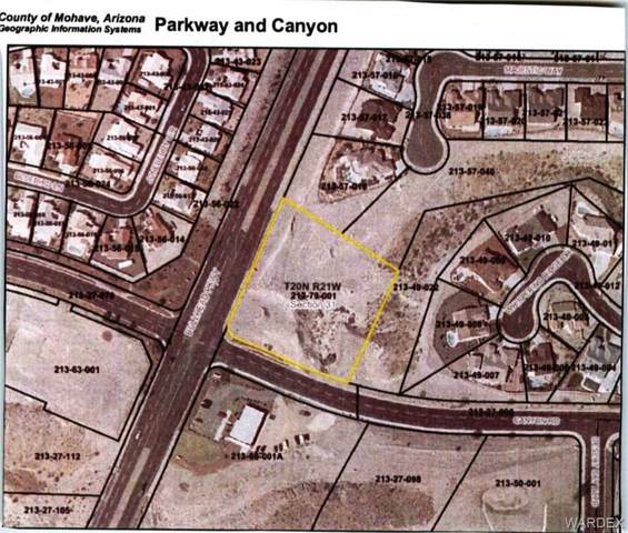 2501 Bullhead Parkway & Canyon Road, Bullhead, AZ 86442 (MLS #958150) :: The Lander Team