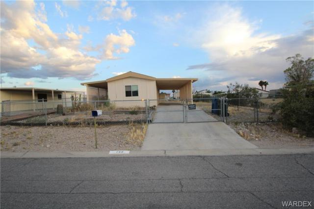 780 Glen Drive, Bullhead, AZ 86442 (MLS #958154) :: The Lander Team