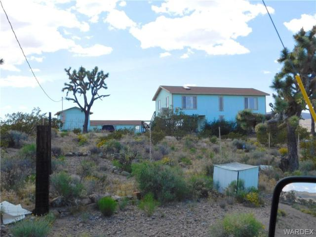 18533 N Remuda (3) Lots 3.15 Acres Drive, Dolan Springs, AZ 86441 (MLS #958182) :: The Lander Team