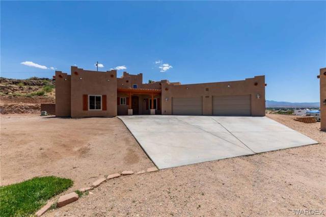 3660 Hodges Rd, Kingman, AZ 86409 (MLS #958200) :: The Lander Team