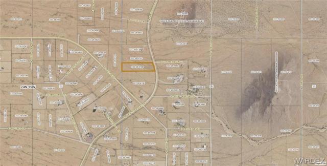 10950 N Painted Rock Drive, Kingman, AZ 86401 (MLS #958230) :: The Lander Team