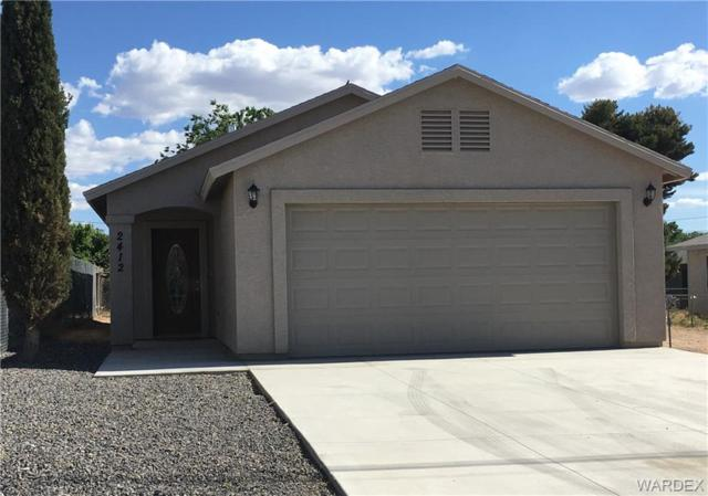 2412 Emerson, Kingman, AZ 86401 (MLS #958246) :: The Lander Team