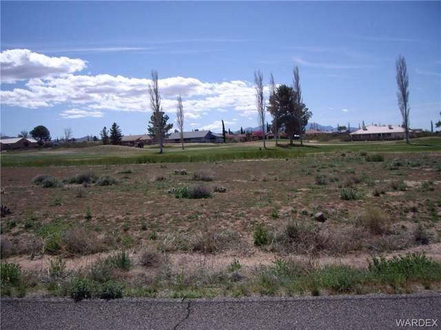 7682 E Vista Drive, Kingman, AZ 86401 (MLS #958257) :: The Lander Team