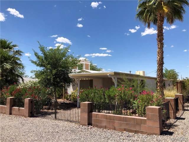 4529 E Palo Verde Drive, Topock/Golden Shores, AZ 86436 (MLS #958281) :: The Lander Team