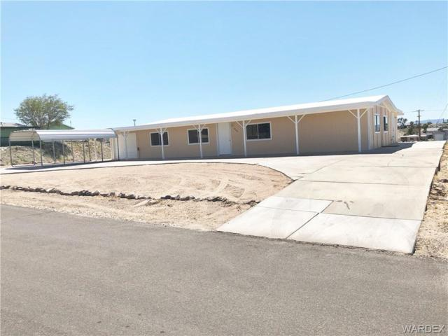 1900 Arena Drive, Bullhead, AZ 86442 (MLS #958345) :: The Lander Team
