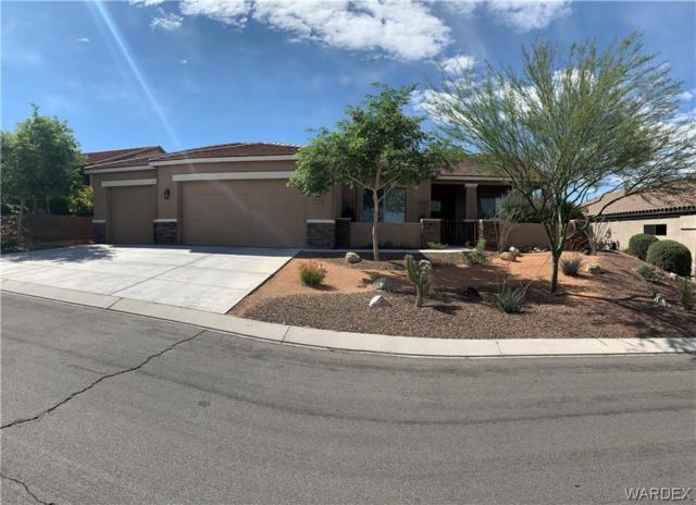 2966 Fort Mojave Drive, Bullhead, AZ 86442 (MLS #958437) :: The Lander Team