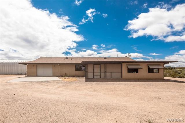 3127 E Rosslynn Drive, Kingman, AZ 86401 (MLS #958494) :: The Lander Team