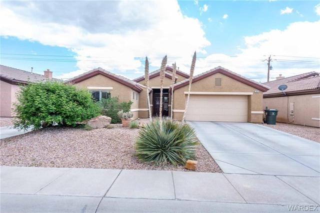 3836 Heather Avenue, Kingman, AZ 86401 (MLS #958497) :: The Lander Team