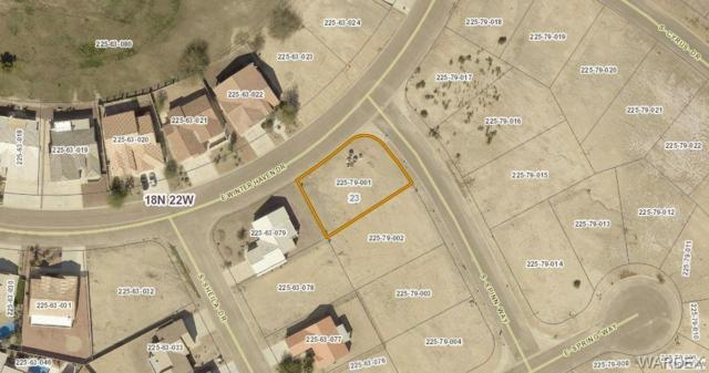 7727 S Spinn Way, Mohave Valley, AZ 86440 (MLS #958503) :: The Lander Team