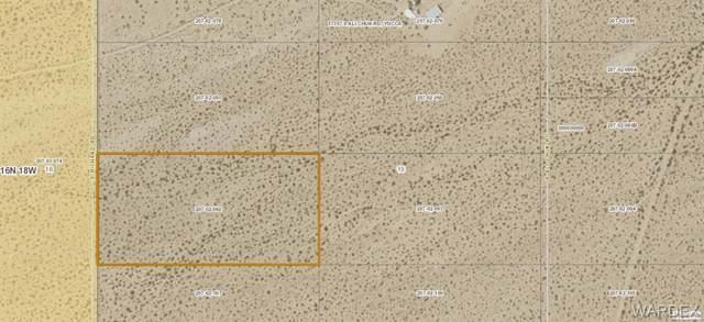 Lot 97 Richard Rd Road, Yucca, AZ 86438 (MLS #958511) :: The Lander Team