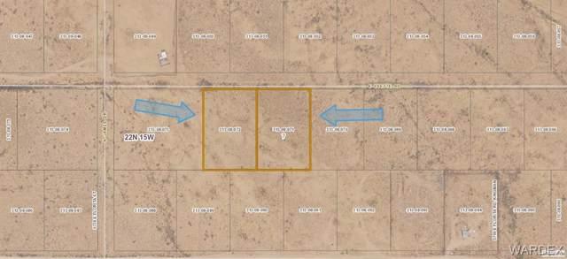Lots 71 & 72 E Yvette Road, Kingman, AZ 86401 (MLS #958531) :: The Lander Team
