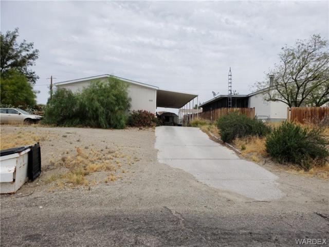 5772 Ferret Drive, Fort Mohave, AZ 86426 (MLS #958632) :: The Lander Team