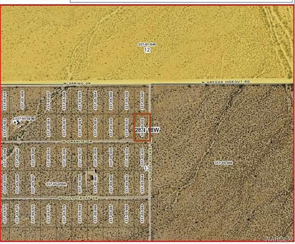 Lake Mead Ranchos #2 Granite Drive, Meadview, AZ 86444 (MLS #958675) :: The Lander Team