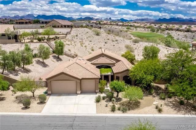 2794 W Sidewheel Drive, Bullhead, AZ 86429 (MLS #958682) :: The Lander Team