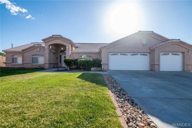 2131 Omaha Drive, Kingman, AZ 86401 (MLS #958703) :: The Lander Team
