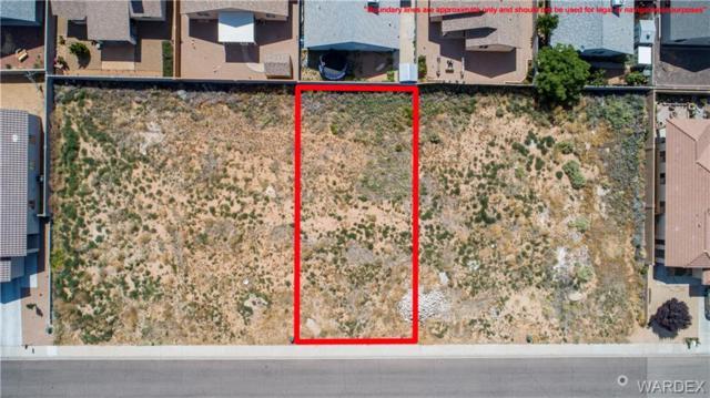 Lot 6 Lomita, Kingman, AZ 86409 (MLS #958798) :: The Lander Team