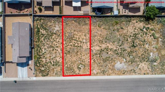 Lot 7 Lomita, Kingman, AZ 86409 (MLS #958806) :: The Lander Team