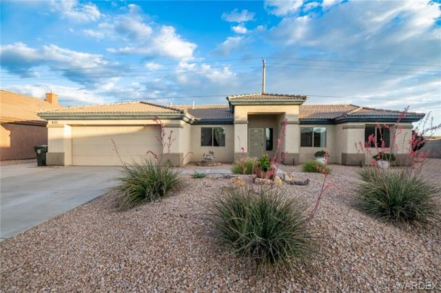 3902 Heather Avenue, Kingman, AZ 86401 (MLS #958807) :: The Lander Team