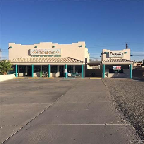 2837 Maricopa Avenue, Lake Havasu, AZ 86406 (MLS #958819) :: The Lander Team
