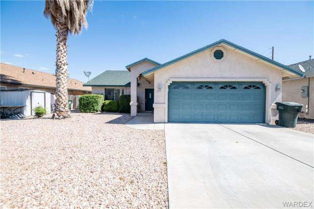 2743 Harrod Avenue, Kingman, AZ 86401 (MLS #958832) :: The Lander Team