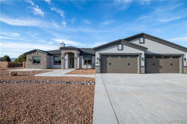 3359 Gold Canyon Court, Kingman, AZ 86401 (MLS #958869) :: The Lander Team
