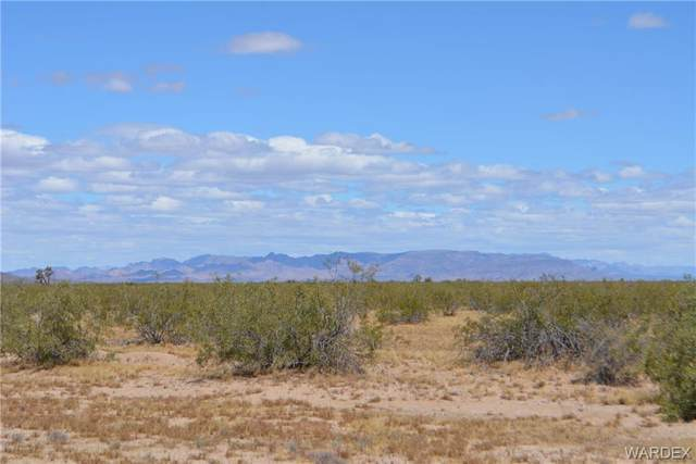 Parcel 979A Gene Autry Road, Yucca, AZ 86438 (MLS #958879) :: The Lander Team