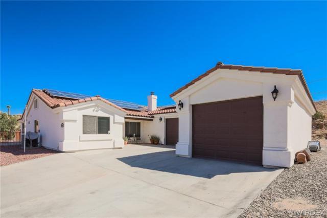 4629 E Beach Drive, Topock/Golden Shores, AZ 86436 (MLS #958881) :: The Lander Team