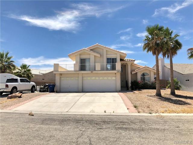 1976 E Sunset Drive, Fort Mohave, AZ 86426 (MLS #958896) :: The Lander Team