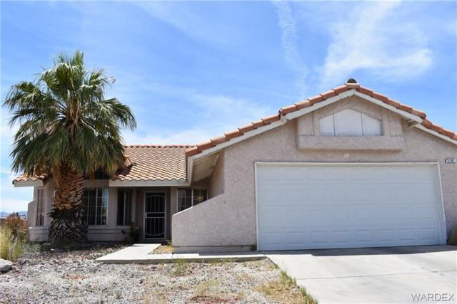 3187 Manzanita Lane, Laughlin (NV), NV 89029 (MLS #958900) :: The Lander Team