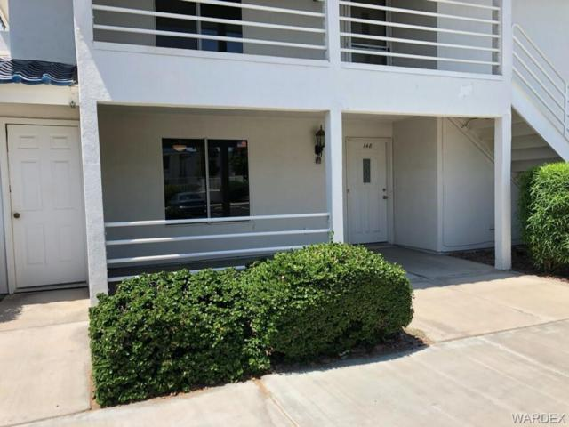 1800 Clubhouse Drive #148, Bullhead, AZ 86442 (MLS #958921) :: The Lander Team