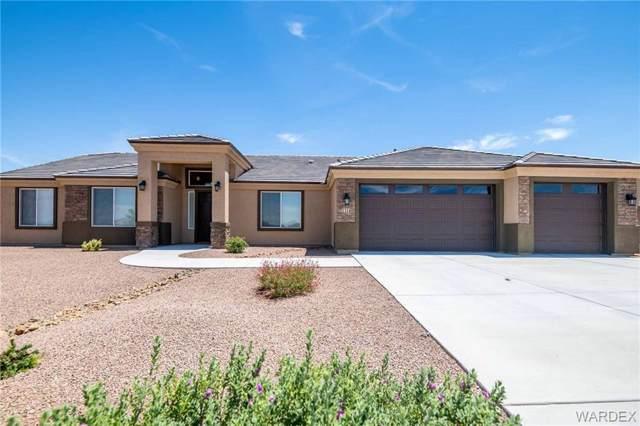 2358 Iroquois Drive, Kingman, AZ 86401 (MLS #958925) :: The Lander Team