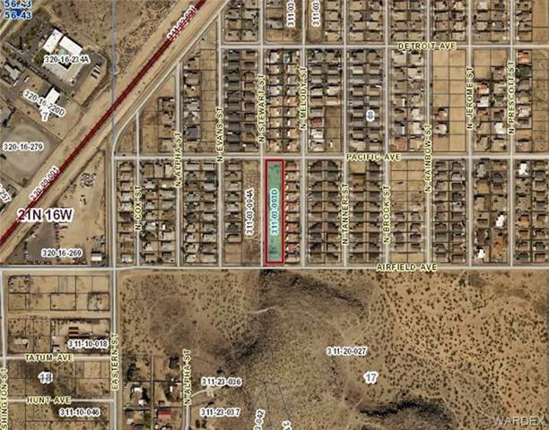 15 Lots N Stewart, Kingman, AZ 86401 (MLS #958938) :: The Lander Team