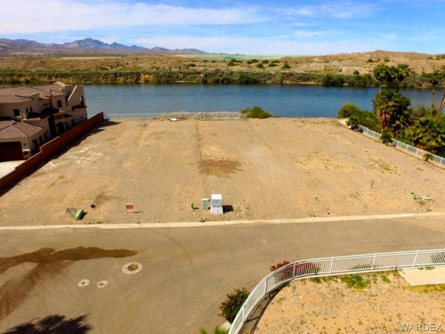 1750 Clubhouse Lot 56 Drive, Bullhead, AZ 86442 (MLS #958947) :: The Lander Team