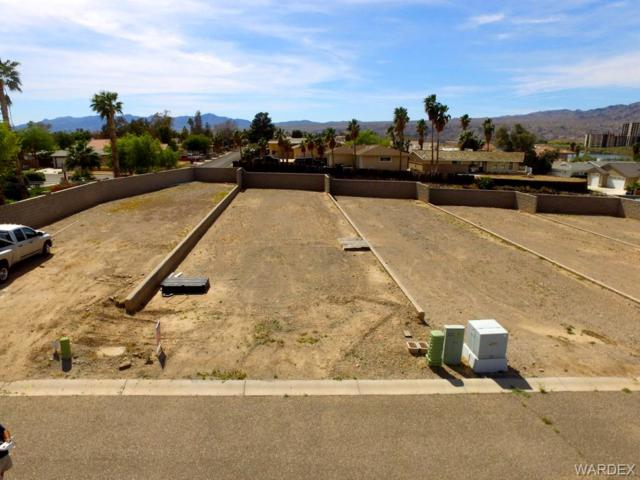 1750 Clubhouse Lot 66 Drive, Bullhead, AZ 86442 (MLS #958955) :: The Lander Team