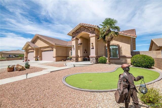 3125 N Miles Drive, Kingman, AZ 86401 (MLS #958965) :: The Lander Team