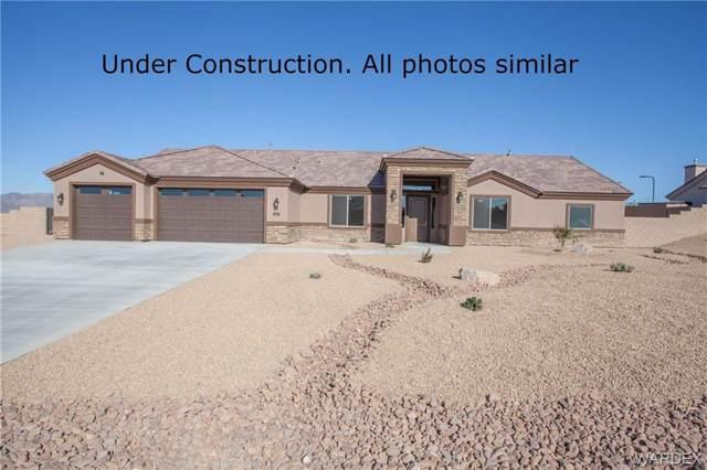 4252 Gemstone Avenue, Kingman, AZ 86401 (MLS #958966) :: The Lander Team