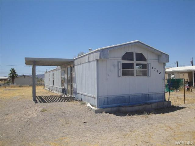 4722 E Bayside Drive, Topock/Golden Shores, AZ 86436 (MLS #958970) :: The Lander Team