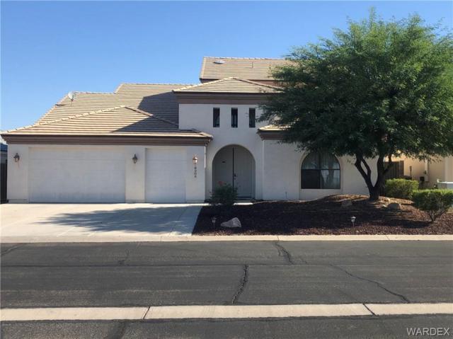 6305 S Vista Laguna Drive, Fort Mohave, AZ 86426 (MLS #958974) :: The Lander Team